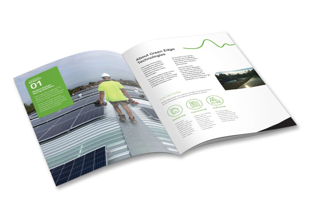 Green Edge Technologies Capability Statement